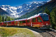 As 10 viagens de trem mais espetaculares do mundo
