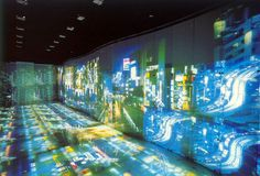 "Toyo Ito. Visions of Japan. Victoria and Albert Museum. 1991. "" Numerous images edited and accumulated in 12 laser discs predominantly show everyday scenes in Tokyo. Flocks of people crossing..."