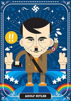 Dikt 04 / Adolf Hitler - Francesco Poroli