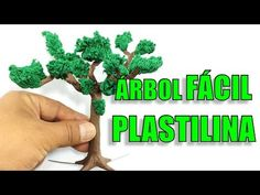 ✅ COMO HACER UN ARBOL DE PLASTILINA / HOW TO MAKE A CLAY TREE ✅ MI MUNDO DE PLASTILINA - YouTube