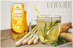 SHELIKES - a blog about food & happiness: Detox Tea No. 1