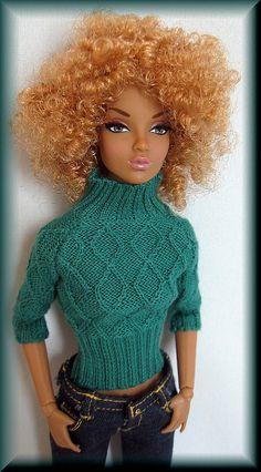 DG jeans Beautiful Barbie Dolls, Vintage Barbie Dolls, Pretty Dolls, Afro, Barbie Dress, Barbie Clothes, Diva Dolls, African American Dolls, Black Barbie