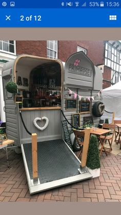Catering Trailer, Food Trailer, Mobile Bar, Mobile Shop, Horse Box Conversion, Coffee Food Truck, Mobile Coffee Shop, Coffee Trailer, Coffee Van
