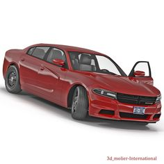 3D Model Dodge Charger 2015 Rigged http://www.turbosquid.com/3d-models/dodge-charger-2015-rigged-3d-max/907159?referral=3d_molier-International