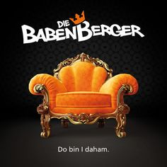 Stream Do bin I daham - Teaser by Die Babenberger from desktop or your mobile device Album, Teaser, Armchair, Desktop, Rock, Band, Party, Life, Sofa Chair