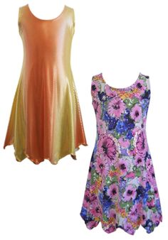 Cute kids girl dresses from TwirlyGirl.  These are reversible.  How cool is that?!  $64 #kids-girl-dresses