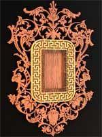 Scroll saw patterns - fretwork