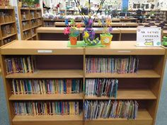 The Book Fairy-Goddess blog that gives practical suggestions for elementary library