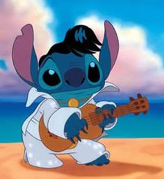 Lilo and Stitch. I loved cuddling up to you while watching this. :)