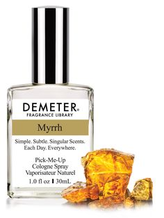 Myrrh - Demeter® Fragrance Library