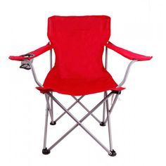 Smart Living Company Camping Chair - Red
