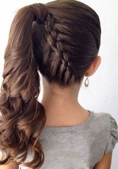 11 Little Girl Braids Hairstyles Ideas 2018