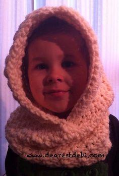 Free Crochet Pattern For Hooded Cowl With Ears : Ravelry: Star Spider Hooded Cowl pattern by Debi Dearest ...