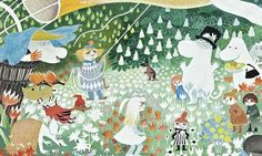 Tove Jansson: Life, Art, Words by Boel Westin – review So much a Moomin fan - and happy to live so close to the land of Moomins :)