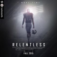 """(Repost ・・・ """"Relentless: Mississippi State Football,"""" a new weekly show produced by Hail State Productions chronicling the 2015 Bulldog season from behind-the-scenes coverage to. Mississippi State Football, Dak Prescott, Cowbell, Relentless, Night Lights, State University, Effort, September, Friday"""