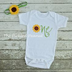 Hey, I found this really awesome Etsy listing at https://www.etsy.com/listing/271360058/sunflower-birthday-shirt-sunflower