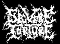 "Severe Torture - ""Brutal"" Death Metal band from Norway."