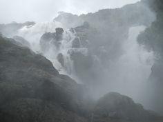 #travel#explore#dudhsagar waterfalls
