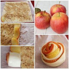 Massa folhada é super versátil e dá para fazer tanto receitas salgadas como doces, veja só estas sobremesas :) #sobremesas #receitas