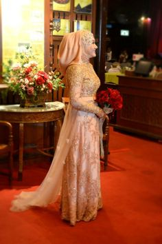 MUSLIM WEDDING by Hauri Collezione - INDONESIA - Created Designed By Normamoi