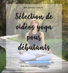 When you start, you need good guides. Check out my full selection of yoga videos for beginners: Learn to perform basic postures, the sun salutation and discover yoga simply. 5 videos to start slowly and basic yoga postures. Ashtanga Yoga, Bikram Yoga, Vinyasa Yoga, Yoga Meditation, Zen Yoga, Yoga Flow, Yoga Videos For Beginners, Videos Yoga, Yoga Sequences