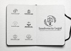 Bocetación Diseño de logo para firma de abogados en cartagena Photo And Video, Instagram, Lawyers, Cartagena