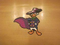 Darkwing Duck Bead Sprite by ~emagnusson on deviantART