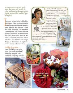"""ricetta e reportage su """"Casa da Sogno"""" (Italy) ... caldo come l'autunno. www.lisalibelle.com"""