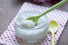 crèmes à la noix de coco