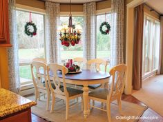 Delightful Order: My 2014 Christmas Decor Home Tour