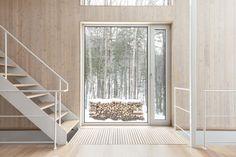 Dwell - La Maison Haute by Atelier Pierre Thibault