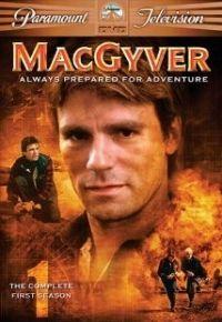"""""""MacGyver"""" afiş"""