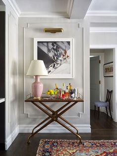Decor Inspiration: Pre-War Perfection | The Simply Luxurious Life |