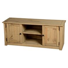Seconique Panama TV Cabinet in Pine Re-paint and change knobs? ??