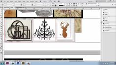 Adobe InDesign CS6 - Interior Design Portfolio - Part 9 - Illustrator-Im...