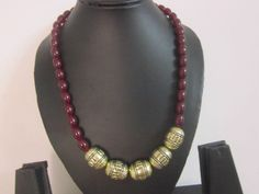 Charm Fashion Jewelry Chain Crystal Choker Chunky Statement Bib Necklace   #Handmade #Statement