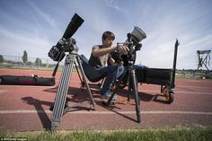 Millions of Americans gazed in wonder through telescopes, cameras and disposable protective glasses Monday as the moon blotted out the sun in the first full-blown solar eclipse to sweep the U. Grand Teton National Park, National Parks, Eclipse Festival, Lowell Observatory, Moon Shadow, Southern Illinois, Total Eclipse, Once In A Lifetime, National Forest