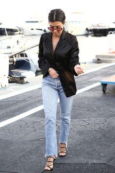 KourtneyKPictures | Kourtney Kardashian — Kourtney out & about in Cannes - May 25th 2017