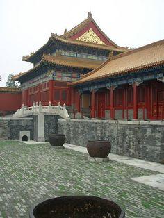 Forbidden City  Beijing China  www.Neilslinn.co.uk