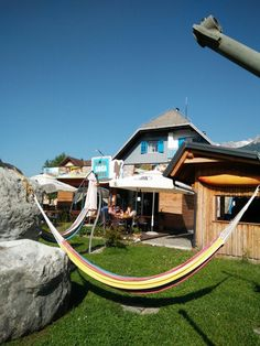 Enjoy and relax yourself at Hostel soca rocks. Place to be in Bovec valley with local wine and beer! Wine And Beer, Slovenia, Hostel, Chill, Rocks, Relax, Mansions, House Styles, Places