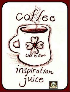 Inspiration juice