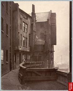 Londres en 1880 - La boite verte