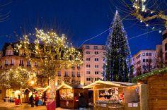 #Festival Winterlights de la ville de #Luxembourg #hiver #lumières #décembre #BernardZimmer