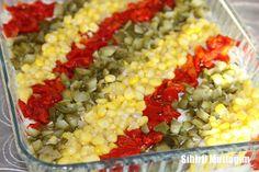 Sihirli Mutfağım: Etimekli Közlenmiş Patlıcanlı Salata
