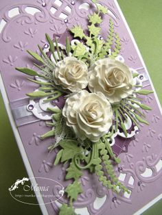land of my paper: course on roses - I have the die