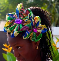 Recently, many of us have realized that the 'sankofa' principle does really work. Africans have a rich delightful culture- our fabri. African Accessories, African Jewelry, Fashion Accessories, Hair Accessories, African Hats, African Attire, African Print Fashion, African Fashion Dresses, African Head Wraps