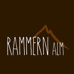 Hütte Saalbach - Rammern Alm Saalbach Logos, Logo, Legos