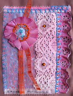 crossed buttonhole stitch