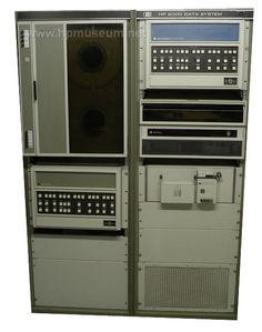HP 2000F Time Share System