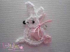 Knitales: Cute little rabbit!